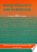 Geology of Gas and Oil under the Netherlands Book