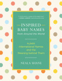 Inspired Baby Names from Around the World ebook