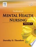 Textbook Of Mental Health Nursing Vol I