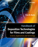 Handbook of Deposition Technologies for Films and Coatings Book