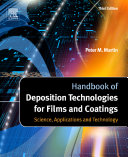 Pdf Handbook of Deposition Technologies for Films and Coatings