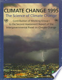 Climate Change 1995 The Science Of Climate Change