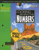 MathScape  Seeing and Thinking Mathematically  Course 3  Looking Behind the Numbers  Student Guide