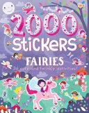 2000 Stickers Fairies