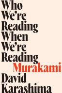 Who We're Reading When We're Reading Murakami Pdf/ePub eBook