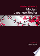 The Sage Handbook Of Modern Japanese Studies