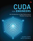 Cuda for Engineers  An Introduction to High Performance Parallel Computing