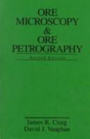 Cover of Ore Microscopy and Ore Petrography