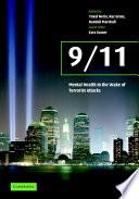 9/11: Mental Health in the Wake of Terrorist Attacks