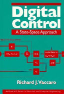 Digital Control Book PDF
