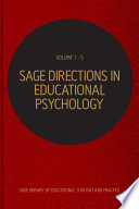 Sage Directions In Educational Psychology PDF