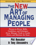The New Art of Managing People
