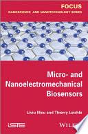 Micro And Nanoelectromechanical Biosensors Book PDF