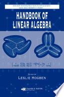 Free Handbook of Linear Algebra Book