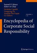 Encyclopedia of Corporate Social Responsibility