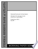 Reducing Foreclosures