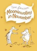 Moominvalley in November Book