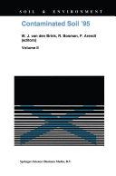 Contaminated Soil '95 [Pdf/ePub] eBook