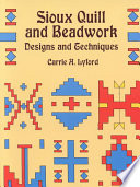 Sioux Quill And Beadwork