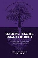 Building Teacher Quality in India [Pdf/ePub] eBook