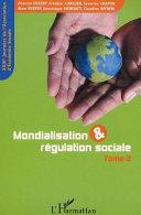 Mondialisation et régulation sociale Pdf/ePub eBook