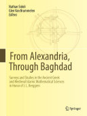 From Alexandria  Through Baghdad