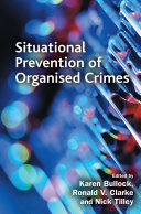 Pdf Situational Prevention of Organised Crimes Telecharger