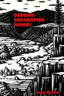 Oregon Geographic Names