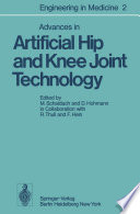 Advances in Artificial Hip and Knee Joint Technology Book