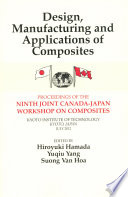 Design, Manufacturing and Applications of Composites