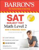 SAT Subject Test Math Level 2 Book