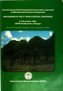 Forestry Research in Environmental Conservation  Improved Livelihoods  and Economic Development