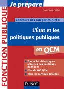 L'Etat et les politiques publiques en QCM