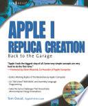 Apple I Replica Creation