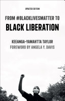 From #BlackLivesMatter to Black Liberation Pdf/ePub eBook