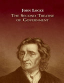 The Second Treatise of Government Book