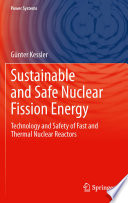 Sustainable and Safe Nuclear Fission Energy Book