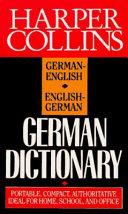 Harper Collins German Dictionary ebook