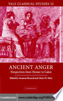 Ancient Anger Book