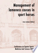 Management of lameness causes in sport horses