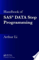Handbook of SAS   DATA Step Programming