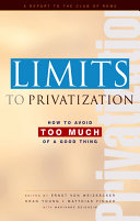 Limits to Privatization