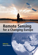 Remote Sensing For A Changing Europe Book PDF