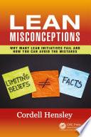 Lean Misconceptions
