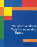 McQuail's Reader in Mass Communication Theory