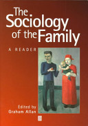 The Sociology of the Family