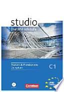 studio d - Mittelstufe/C1 - Arbeitsheft mit CD