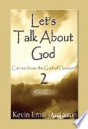 Let's Talk About God