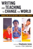 Writing and Teaching to Change the World