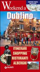 Guida Turistica Dublino. Itinerari, shopping, ristoranti, alberghi Immagine Copertina